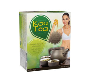 KouTea ™ – Blend of Super Teas to Aid Weight Loss and Wellness